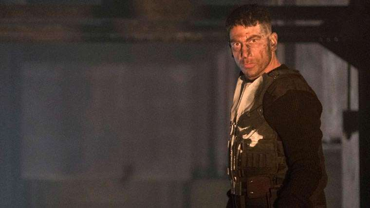 The Punisher, segunda temporada, season 2, Frank Castle, Jon Bernthal