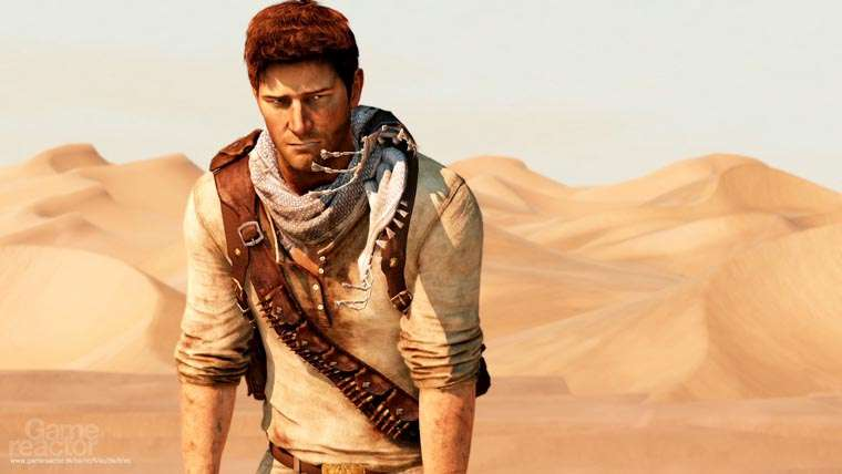 Uncharted, Shawn Levy
