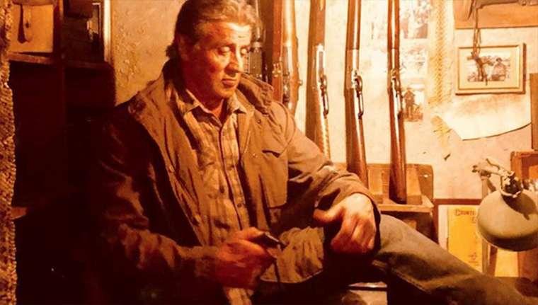 Rambo V: Bad Blood