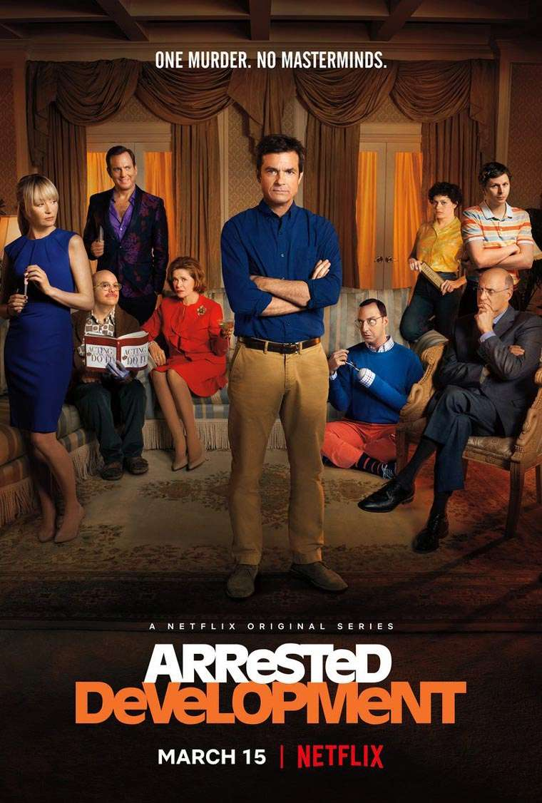 Arrested Development, temporada 5, season 5