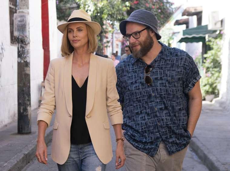 Long Shot, trailer, Levine, Seth Rogen, Charlize Theron