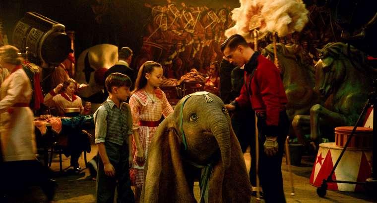 Dumbo, Disney, Tim Burton, Colin Farrell, Eva Green, Michael Keaton, Danny DeVito