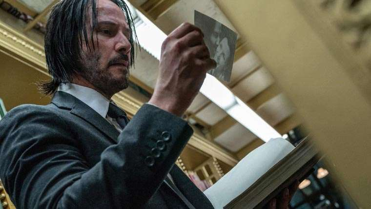 John Wick: Chapter 3 – Parabellum, Keanu Reeves, poster, posters, trailer, teaser