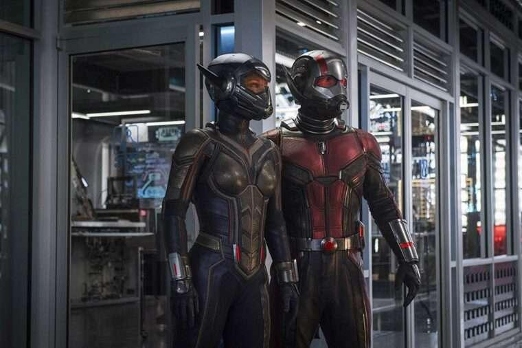 Universo Cinematográfico Marvel, Marvel, Avengers: Endgame, Fase 3, Phase 3, Ant-Man and the Wasp