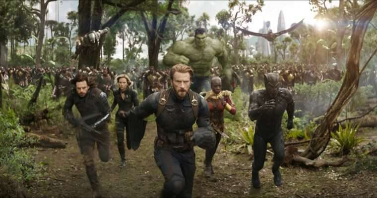 Universo Cinematográfico Marvel, Marvel, Avengers: Endgame, Fase 3, Phase 3, Avengers: Infinity War