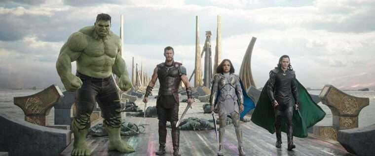 Universo Cinematográfico Marvel, Marvel, Avengers: Endgame, Fase 3, Phase 3, Thor: Ragnarok