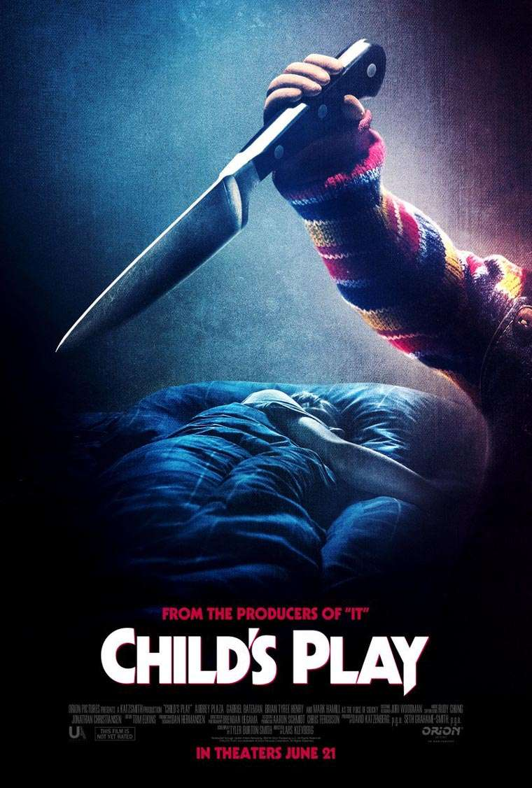 Child's Play, Chucky, poster