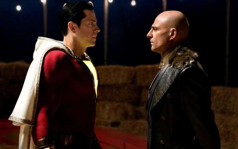 Shazam!, review, crítica, trailer, poster, Zachary Levi, David F. Sandberg, DC Comics, DC