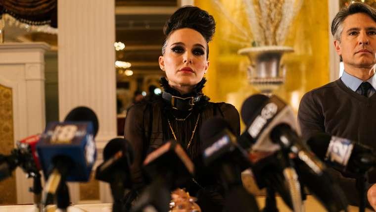 Vox Lux, El precio de la fama, Natalie Portman, Jude Law, Raffey Cassidy
