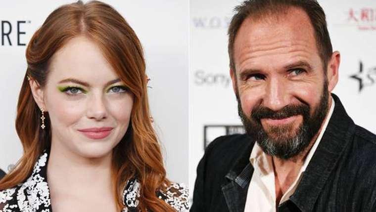 Ralph Fiennes, Emma Stone, The Menu, Alexander Payne