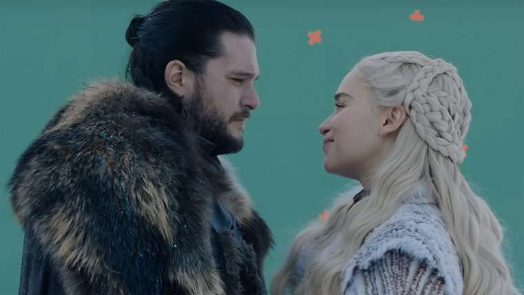 Game Revealed, Game of Thrones, Winterfell