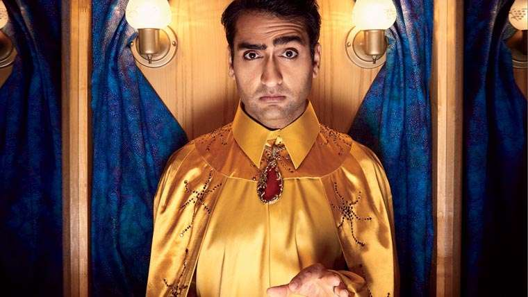Kumail Nanjiani, The Eternals