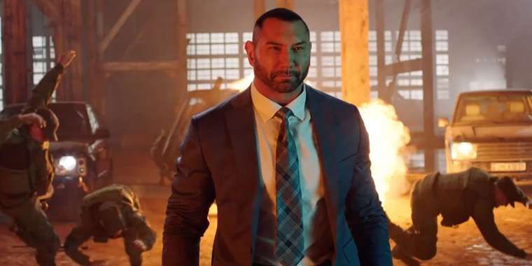 My Spy, Dave Bautista, Peter Segal