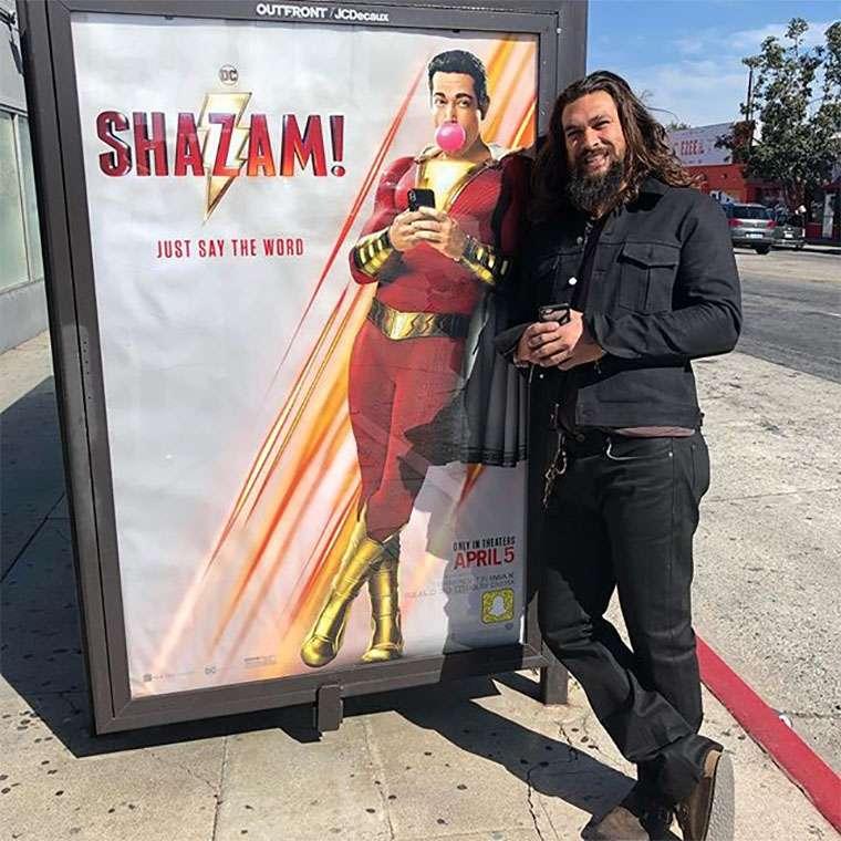 Shazam!, post créditos, post-credits, Aquaman