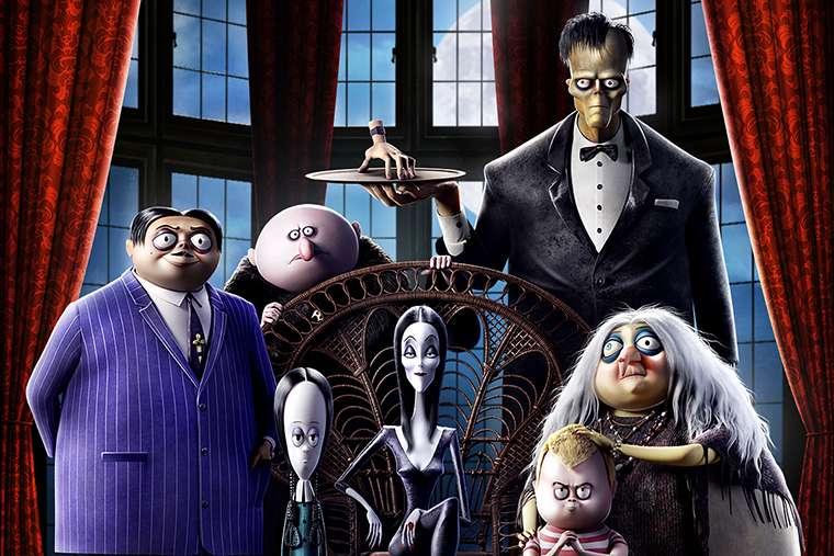 The Addams Family, Los Locos Addams, animada, animation, animated