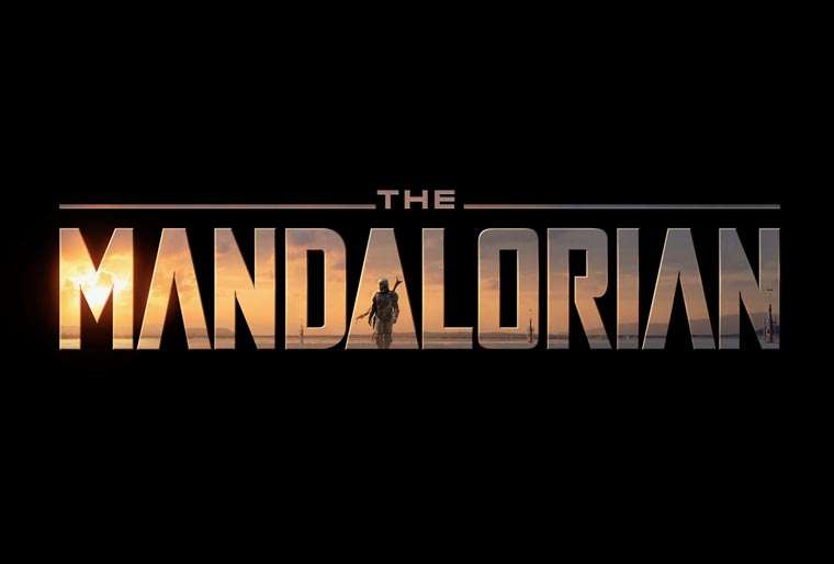 The Mandalorian, logo