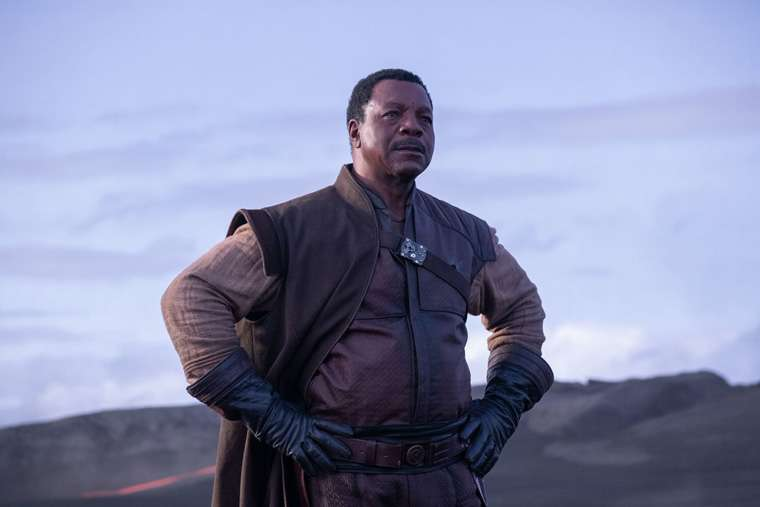 The Mandalorian, Carl Weathers