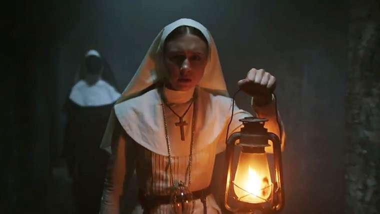 The Nun, secuela, sequel, The Nun 2