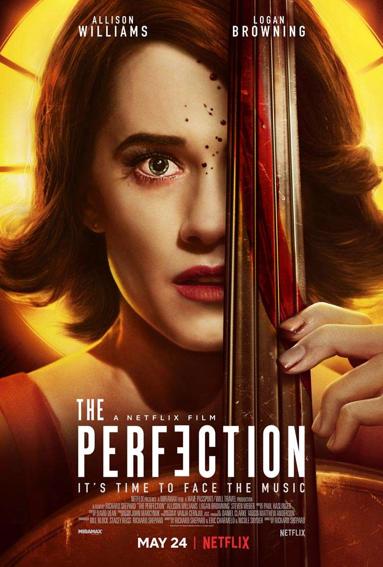 The Perfection, Allison Williams, Netflix