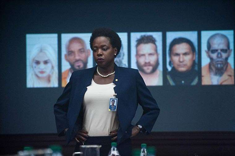 Viola Davis, Amanda Waller, The Suicide Squad, Idris Elba, Deadshot