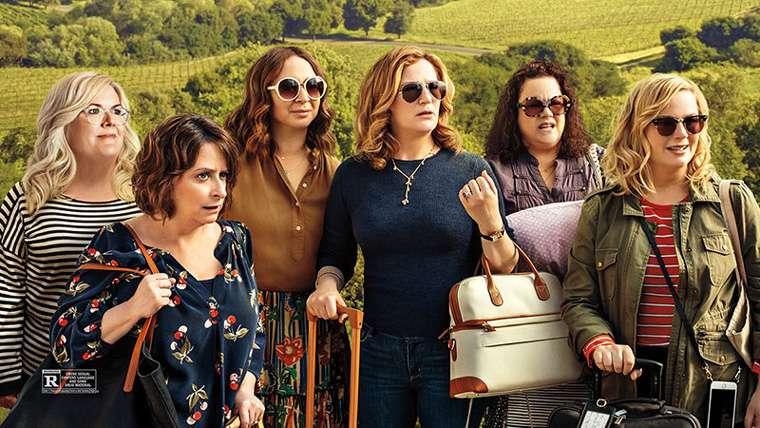 Wine Country, Amy Poehler, Tina Fey, Maya Rudolph, Netflix
