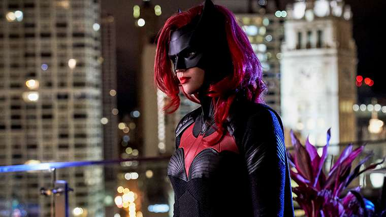 Batwoman, Ruby Rose, trailer