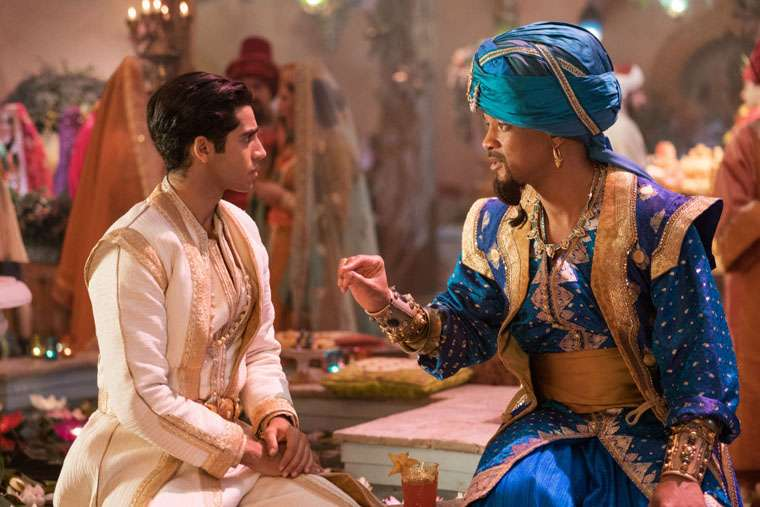 Aladdin, critica, Guy Ritchie, live-action, Will Smith