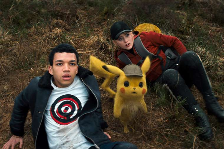 Pokemon: Detective Pikachu, Ryan Reynolds, critica, review, movie, película