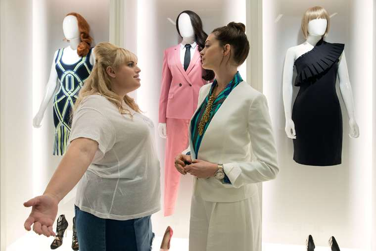 The Hustle, Maestras del Engaño, Rebel Wilson, Anne Hathaway