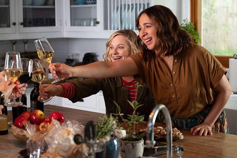 Wine Country, Entre Vino y Vinagre, Amy Poehler, Maya Rudolph