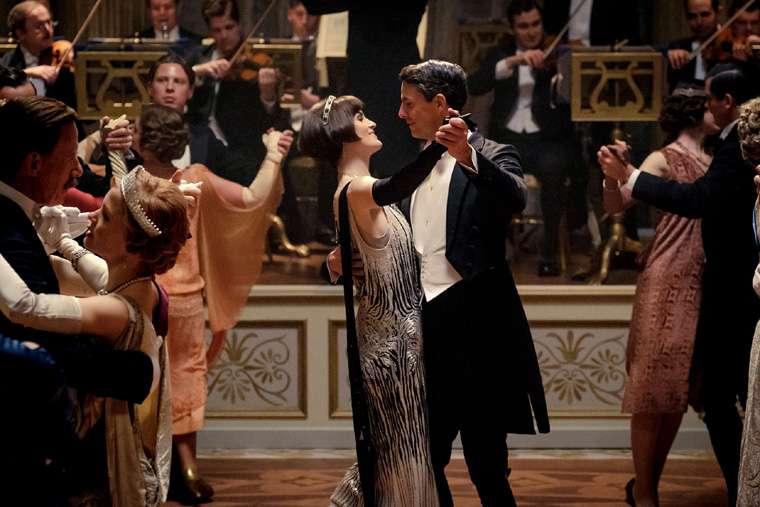 Downton Abbey, movie, película, trailer