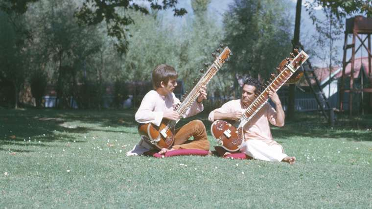 Living in the Material World, George Harrison, Martin Scorsese