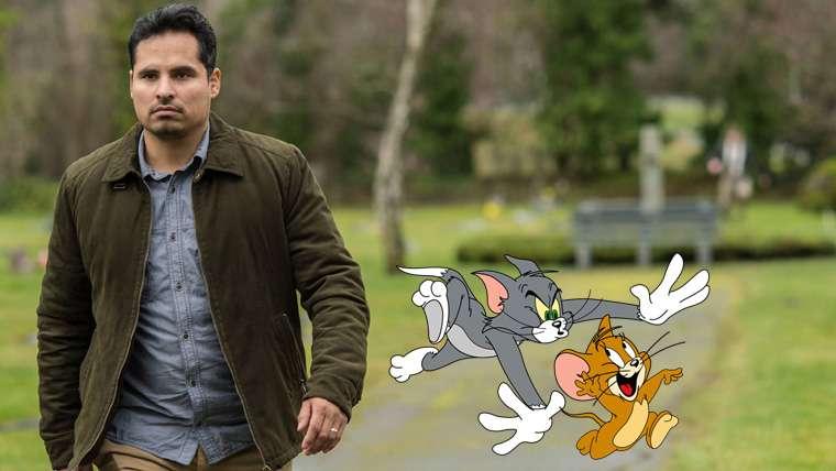 Michael Peña, Tom & Jerry