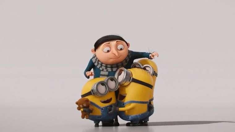 Minions, Gru, Despicable Me, Minions: The Rise of Gru
