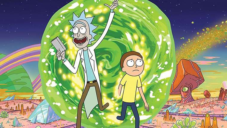 Rick and Morty, season 4, temporada 4