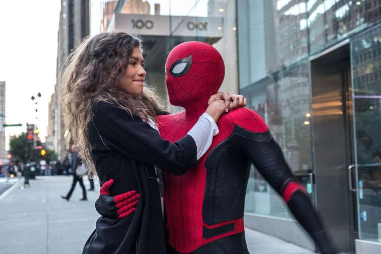Spider-Man: Far From Home, posters
