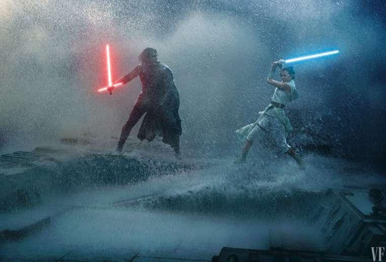 Star Wars: The Rise of Skywalker, Kylo Ren, Rey