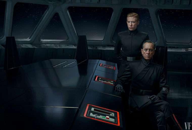 Star Wars: The Rise of Skywalker, General Hux, General Pryde