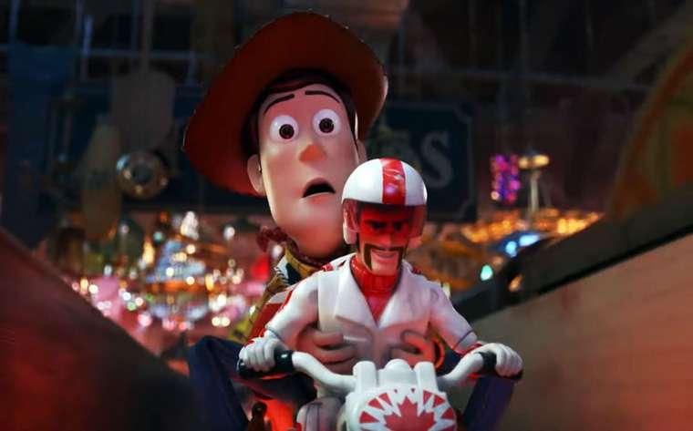 Toy Story 4, Keanu Reeves