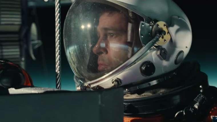 Ad Astra, Brad Pitt, James Gray, trailer, Hacia Las estrellas