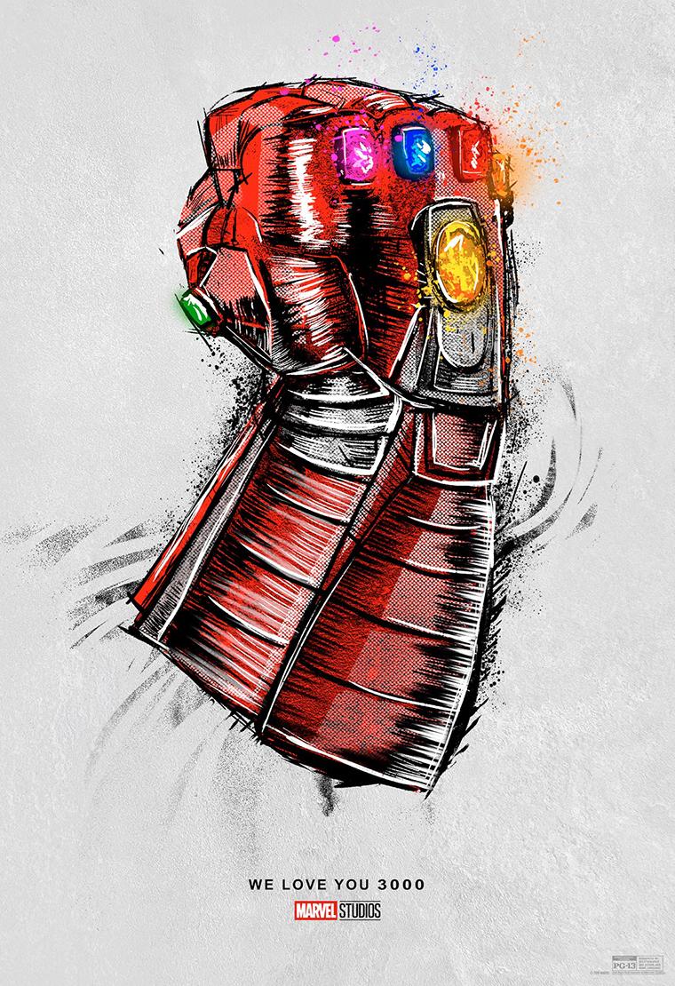 Avengers: Endgame, re, release, poster, reestreno, relanzamiento