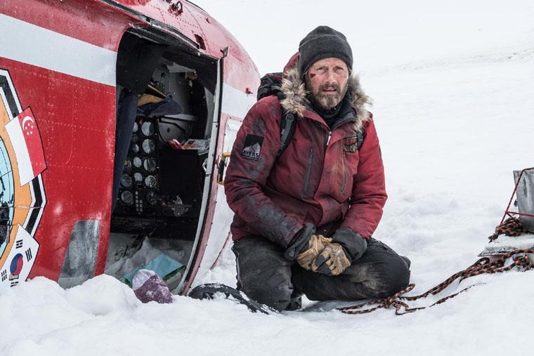Arctic, Mads Mikkelsen