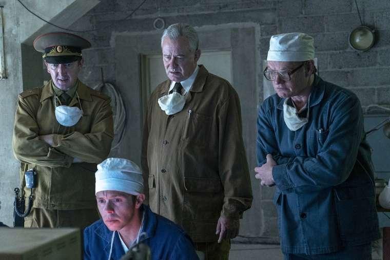 Chernobyl, HBO, Jared Harris, Stellan Skarsgard, Emily Watson, Craig Mazin