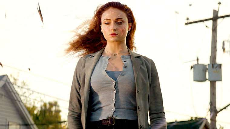 Dark Phoenix, X-Men, Sophie Turner, Jean Grey