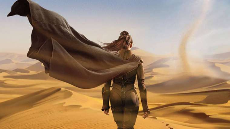 Dune, serie, Dune: The Sisterhood, WarnerMedia