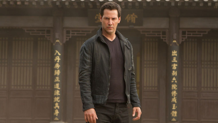Keanu Reeves, Man of Tai Chi