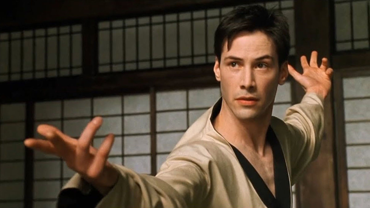 Keanu Reeves, The Matrix