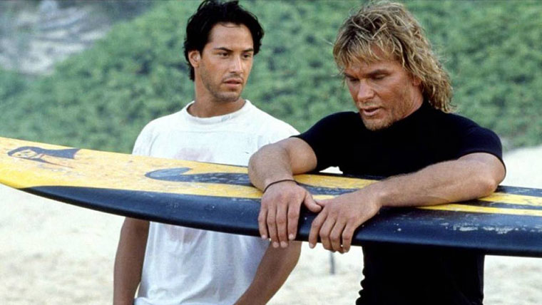 Keanu Reeves, Point Break