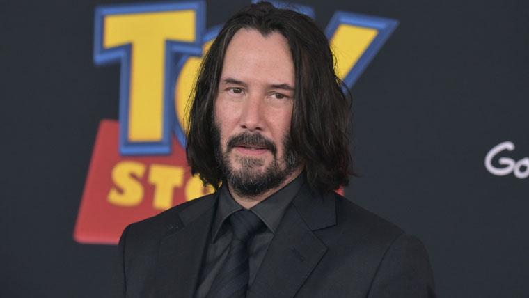 Keanu Reeves, 2019