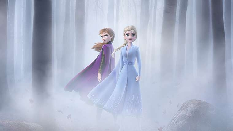Frozen 2, trailer
